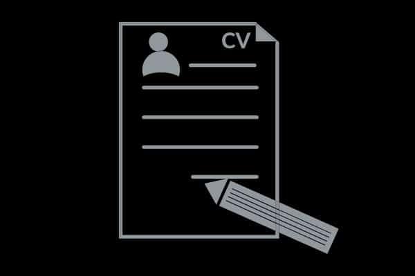 Create a great CV