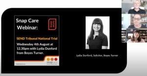 SEND Tribunal National Trial