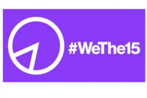 WeThe15 Purple logo