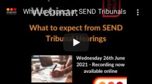 Send Tribunals